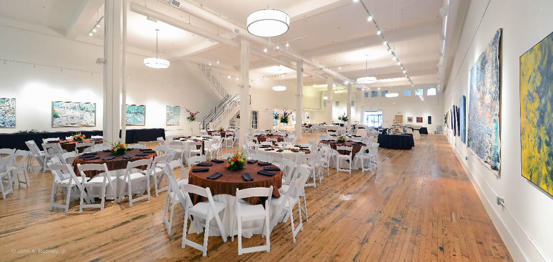 The Ward Center For Contemporary Art Wedding And Event